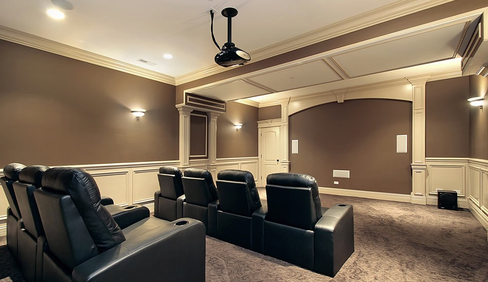 Adding A Theatre Room To Your Home In Utah